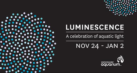 Luminescence banner