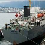 Random: Russian Sailors in Vancouver