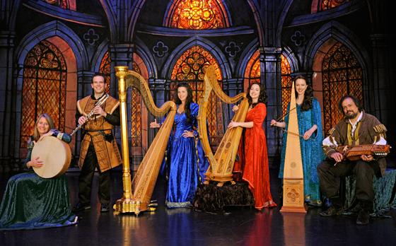 Winter Harp Ensemble