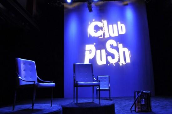 Club PuSh stage