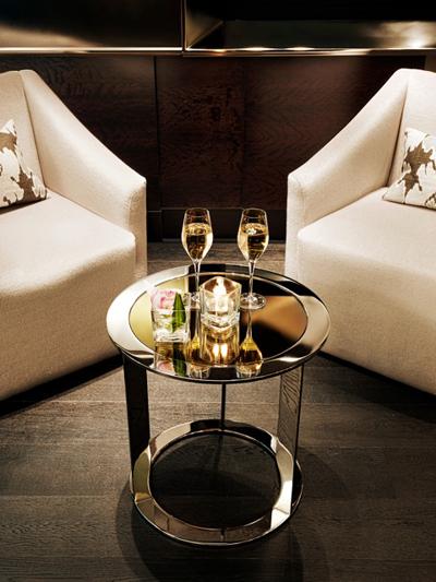 Hawksworth Restaurant Champagne
