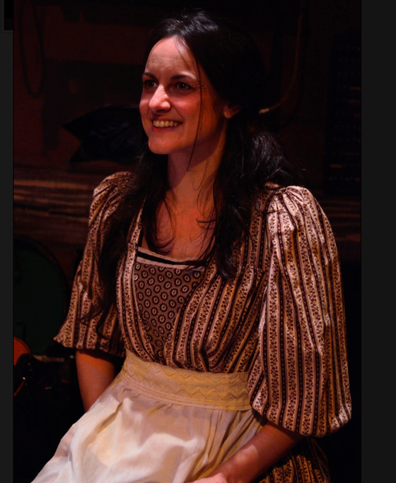 Kathleen Nisbet photo by Andrew Smith