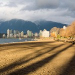 Christmas at Kits Beach