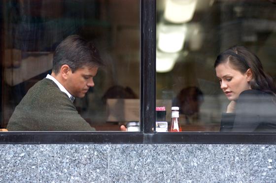 Matt Damon, Anna Paquet