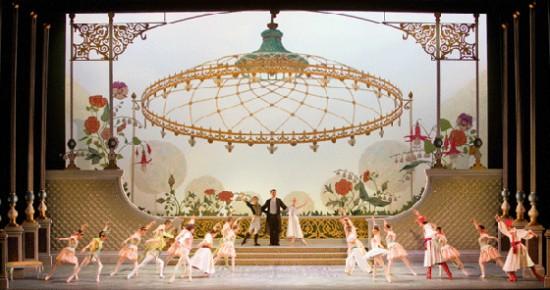 Palace of Sugar Plum Fairy