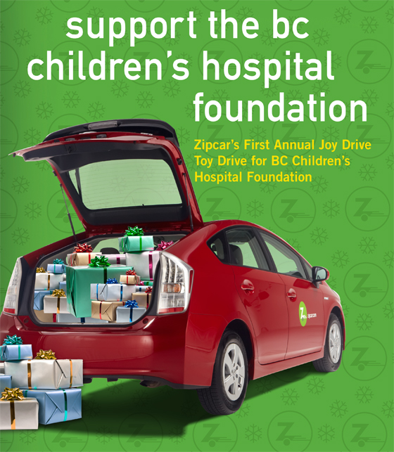 Zipcar poster