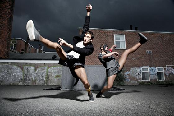 Noord Nederlandse Dans. Photo by Karel Zwaneveld
