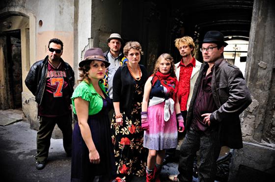Warsaw Village Band. Photo by Bartek Muracki
