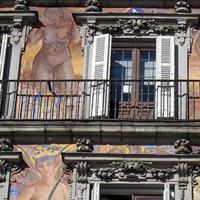 Madrid, Spain architecture