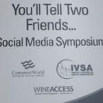 Wine Awards Lunch + Social Media