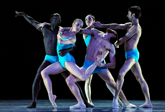 Artists of Ballet BC