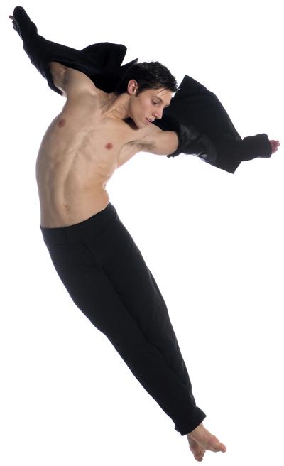Ballet BC Dancer Alexander Burton