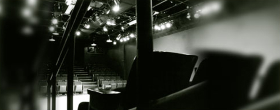 Pacific Theatre interior