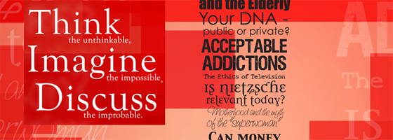 Philosophers Cafe banner