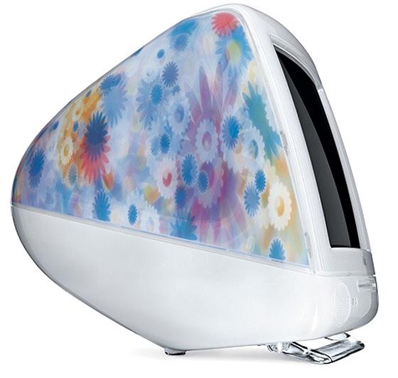 Flower Power iMac 2001