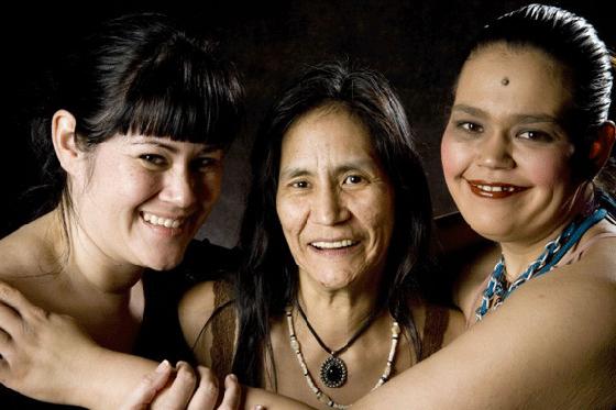 Beautiful Women. Photo by Ken Villeneuve