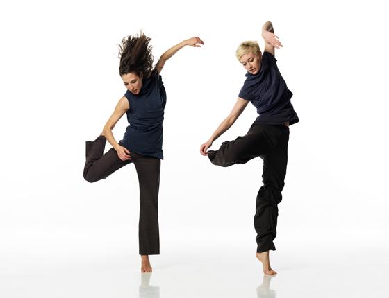 Dancers Dancing's Vanessa Goodman, Bevin Poole