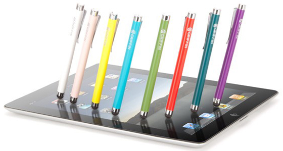 Griffin stylus colours