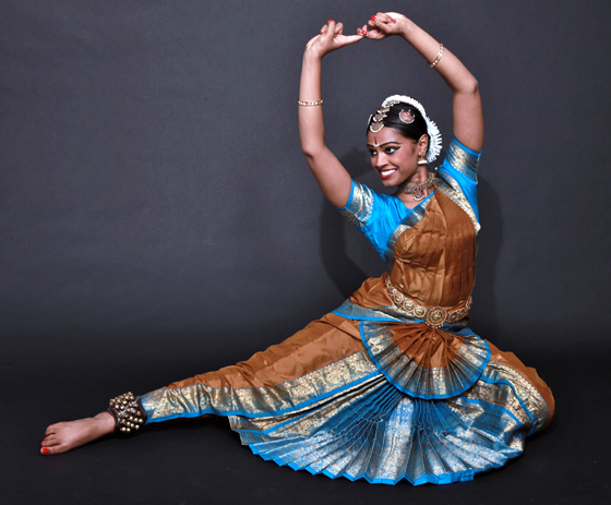 Mandala East Indian dance. Photo by Ron Sangha