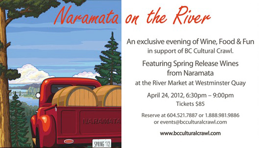 Naramata on the River banner