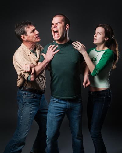 Peter Hall, Kyle Jespersen, Lindsay Winch