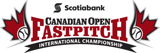Scotiabank Open Fastpitch banner