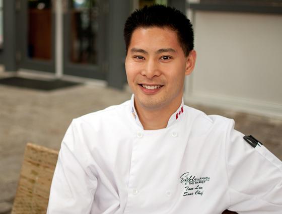 Chef Tom Lee