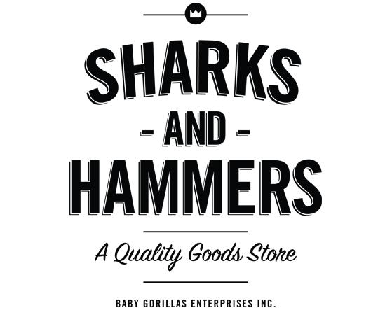 sharks hammers logo