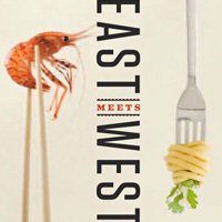 East Meet West cookbook