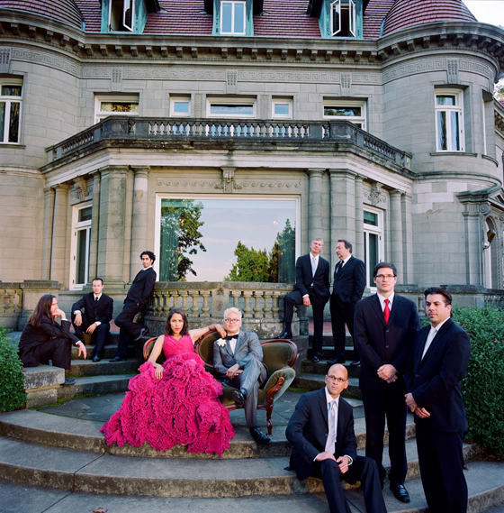 Pink Martini. Photo Credit: Autumn de Wilde
