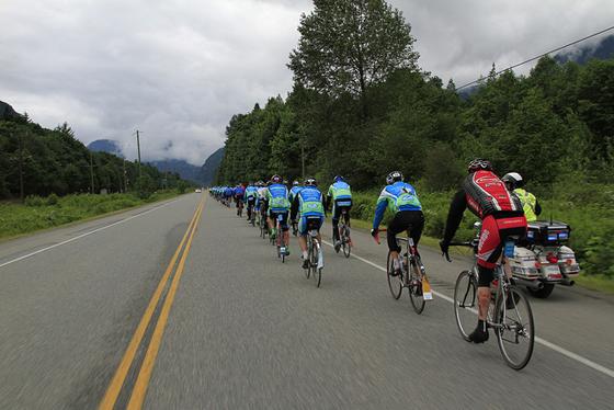 2011 Ride2Survive