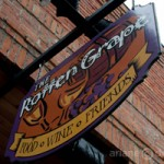 In the Heart of Kelowna: The Rotten Grape Wine & Espresso Bar