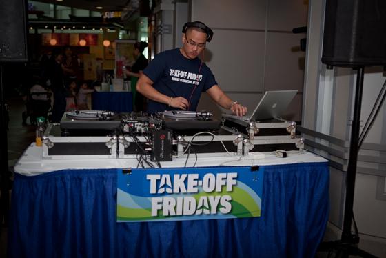 YVR DJ