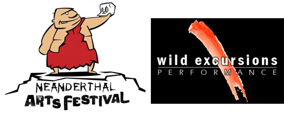 Neanderthal Festival and Wild Excursions logos