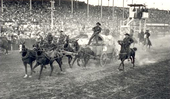 old chuck wagons
