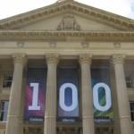 Alberta Legislature Building at 100