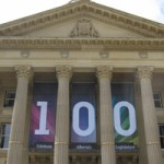 Alberta Legislature Building at 100