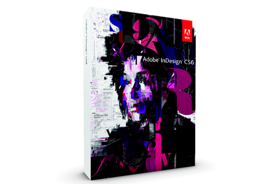 CS6 InDesign box
