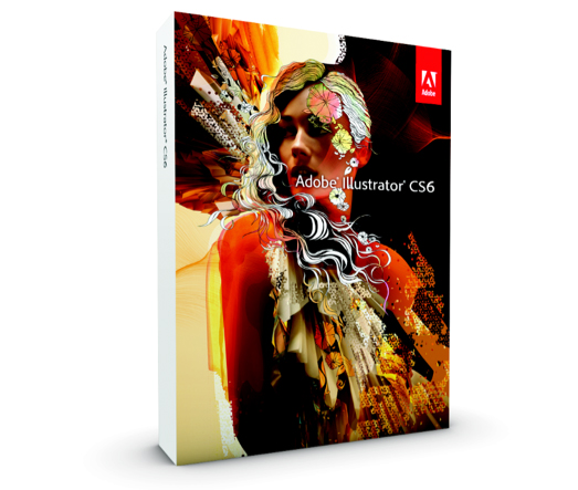 Illustrator CS6 box