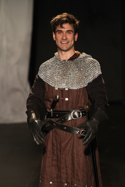 Aslam Husain as Philip the Bastard