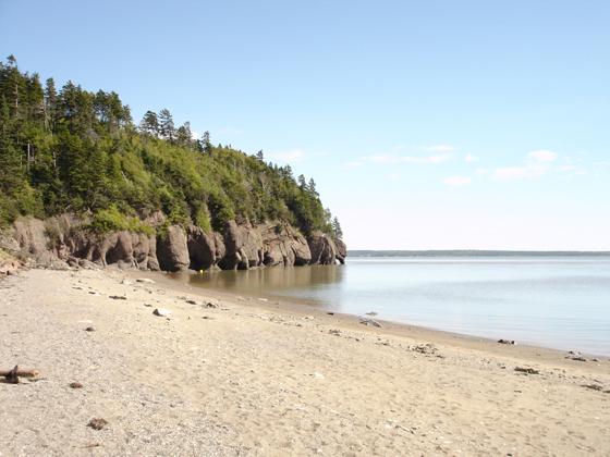 Demoiselle Beach