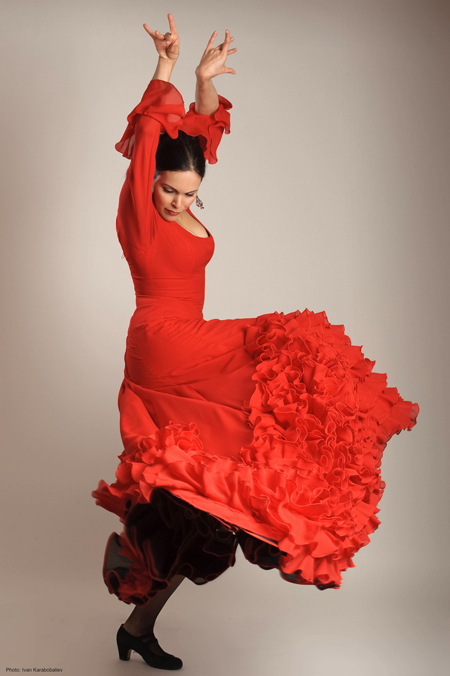2012 Vancouver Flamenco Festival Vancouverscape