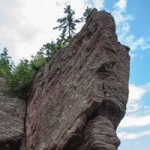 The Hopewell Rocks: Erosion's Finest