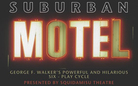 Suburban Motel poster