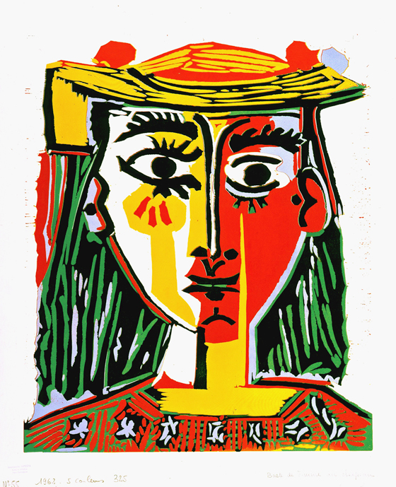 Chapeau by Picasso