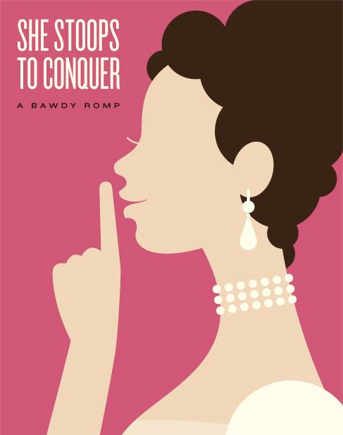 She Stoops to Conquer poster
