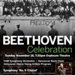 VAM Presents Beethoven Celebration