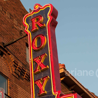 Roxy Theatre, Saskatoon