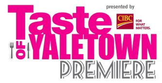 Taste of Yaletown Premiere banner