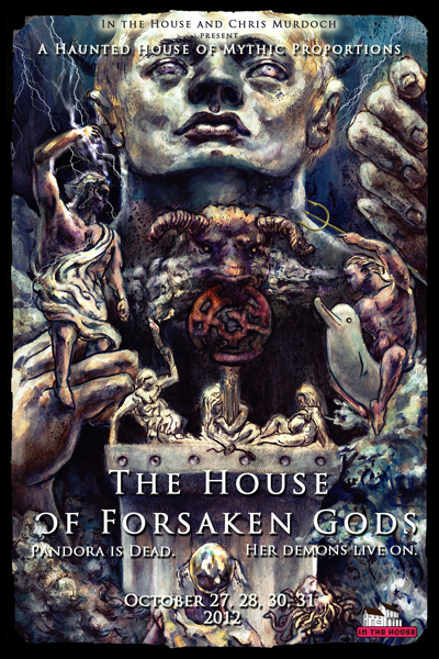 House of Forsaken Gods poster